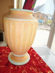 Große griechische Vase Amphore zu