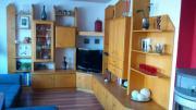 Großer Wohnzimmerschrank Esche