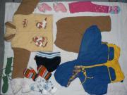 Großes Bekleidungspaket -Herbst - Winterpaket - Gr