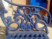 gartenbank gusseisen pflanzen garten g nstige angebote. Black Bedroom Furniture Sets. Home Design Ideas