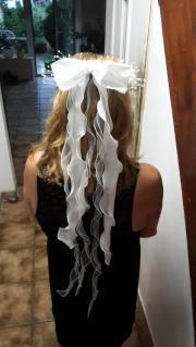 Haargesteck für Kommunion