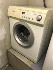 Haier Waschmaschine vollfunktionsfähig