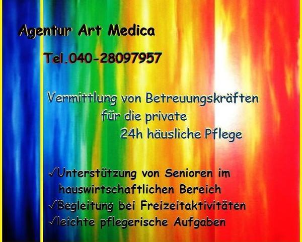 Hamburg 1 1 Betreuungs-und Pflegepersonal