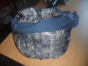 Handtasche mit Pailetten