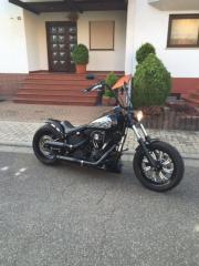 Harley-Davidson FXSTB