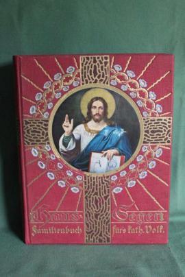 Fach- und Sachliteratur - Haussegen- Familienbuch für s katholische Volk
