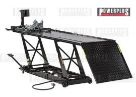 Motorradwerkzeug, Werkstattausrüstung - Hebebühne Motorrad - Pneumatisch - Motorradhebebühne hydr