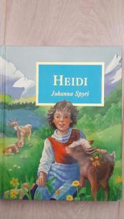Heidi Ein Vorlesebuch für Kinder ab 5 Jahren (mit vielen Bildern) - Neustadt Neustadt-stadt - ISBN: 978-1-40546-502-6 leicht bearbeiteter Originaltext von Johanna SpyriDas Buch ist gut erhalten! zzgl. Versandkosten - Neustadt Neustadt-stadt