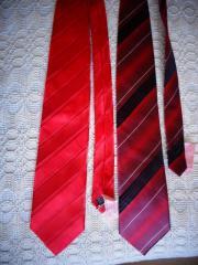Herrenbekleidung Krawatten 2 Stück Marke