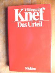 HILDEGARD KNEF - DAS URTEIL