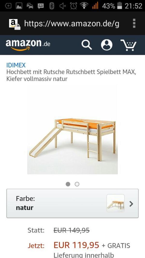 kinderrutsche kaufen kinderrutsche gebraucht. Black Bedroom Furniture Sets. Home Design Ideas