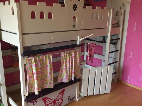 hochbett jahre neu und gebraucht kaufen bei. Black Bedroom Furniture Sets. Home Design Ideas