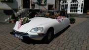 Hochzeitsauto - Klassisches Cabrio