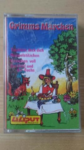 CDs, DVDs, Videos, LPs - Hörspielkassetten Lurchi und andere 8