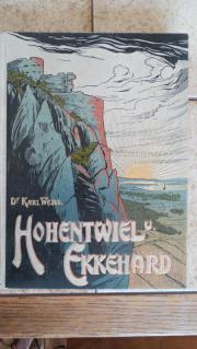 Hohentwiel und Ekkehard in Geschichte