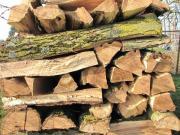 Holz Brennholz Ofenholz