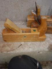 Holzhobel Alt 5