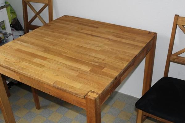 Holztisch stuhle gebraucht kaufen nur 4 st bis 65 for Holztisch gebraucht
