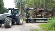 Holztransporter 18T