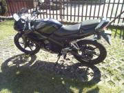 Honda CBR schwarz