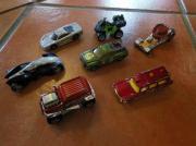 Hotwheels, Matchbox, Mattel,