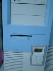 HP Kajak 600 Mhz
