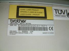 HP und Brother MFC 9750: Kleinanzeigen aus München Schwabing-West - Rubrik Laserdrucker