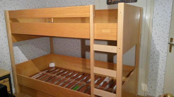 h lsta etagenbett bonny mit bettkasten auch einzeln. Black Bedroom Furniture Sets. Home Design Ideas