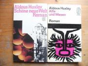 HUXLEY ALDOUS-SCHÖNE NEUE WELT-AFFE UND