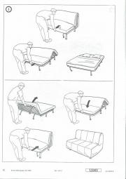 Bettsofa ikea lycksele  Ikea Lycksele - Haushalt & Möbel - gebraucht und neu kaufen - Quoka.de