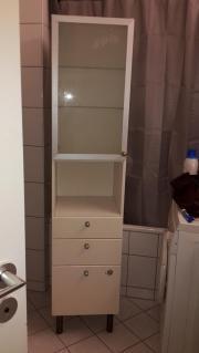 Badschrank ikea  Badezimmerschrank Ikea - Haushalt & Möbel - gebraucht und neu ...