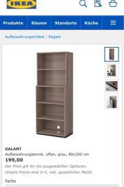 Büroschrank ikea Ikea Büroschrank in Erbach - IKEA-Möbel kaufen und verkaufen über ...