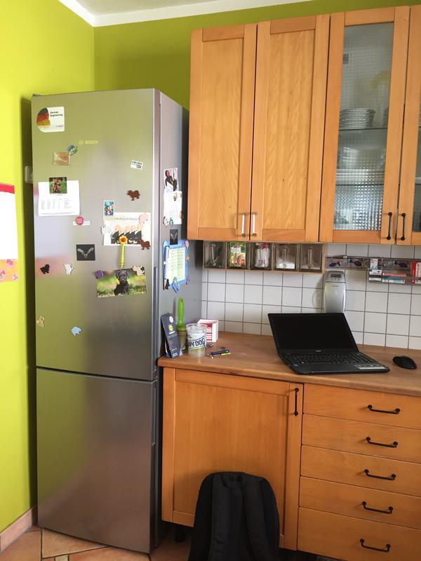 Ikea faktum adel weiay gebraucht kaufen nur 2 st bis 60 for Kuchenschranke bei ikea