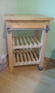 Küchenwagen ikea  Kuechenwagen Ikea - Haushalt & Möbel - gebraucht und neu kaufen ...