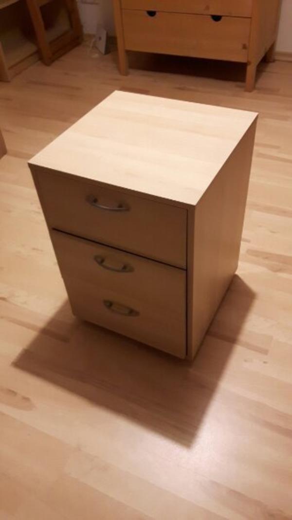 rollcontainer ikea galant gebraucht kaufen nur 3 st bis 65 g nstiger. Black Bedroom Furniture Sets. Home Design Ideas