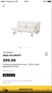 Ikea schlaf Sofa (