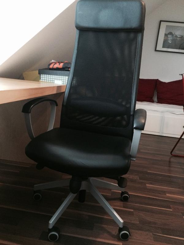 Schreibtischstuhl Ikea  mblde.com