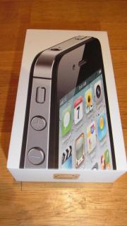 iPhone 4S Karton