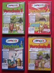 Janosch PC-Lernspiele Vorschule 1 bis