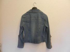 Damenbekleidung - Jeansjacke Gr 40 - neuwertig