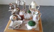 Kaffeekannen/vasen für