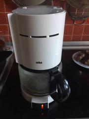 Kaffeemaschine Braun ,8