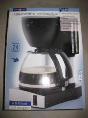 Kaffeemaschine, neu und