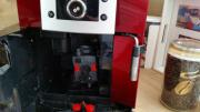 Kaffeevollautomat rot DeLonghi
