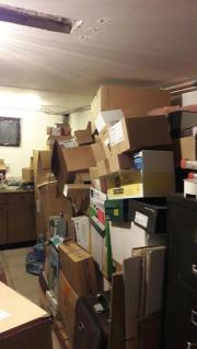 Kartons ca. 150