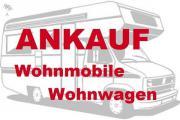 Kaufe Wohnmobile und Wohnwagen