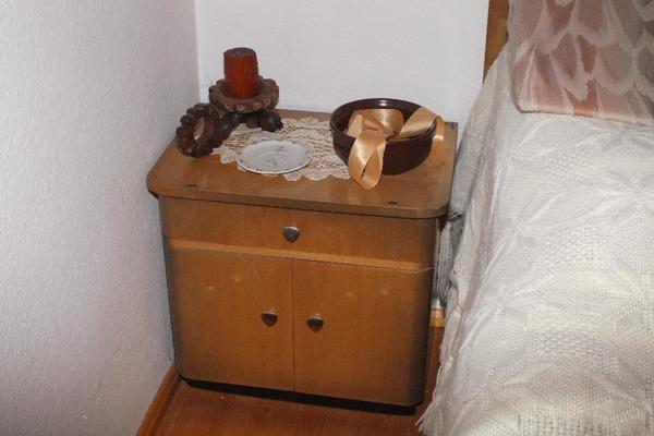 Kerzenständer - Holz - Stumpenkerze - original spanisch - Rarität