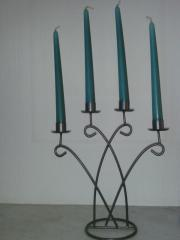 Kerzenständer Metall