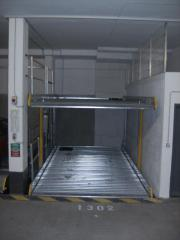 Kfz Abstellplatz Duplex