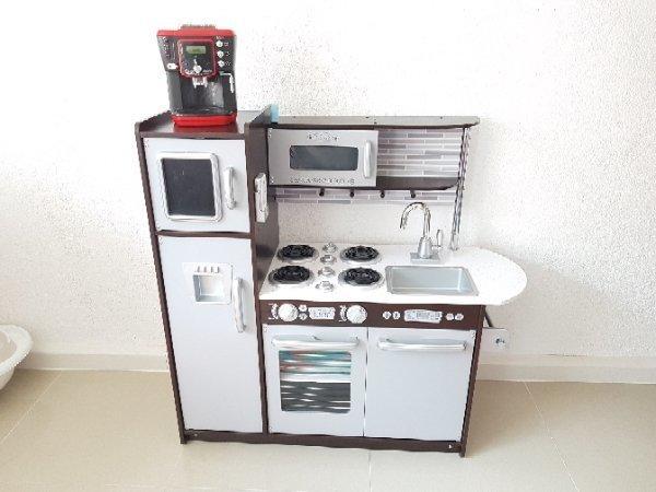 kidkraft küche espresso farbe spielküche... (magstadt ... - Kidkraft Küche Espresso